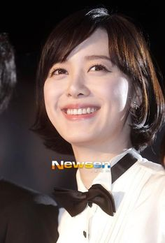 Goo Hye Sun, better known as Geum Jan Di from Boys Before Flowers. I like her as an actress, but I never really thought she was that pretty.