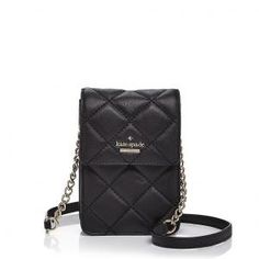 Kate Spade New York Janele Leather Emerson Place  Crossbody Bag - Quilted Leather - 25% Off