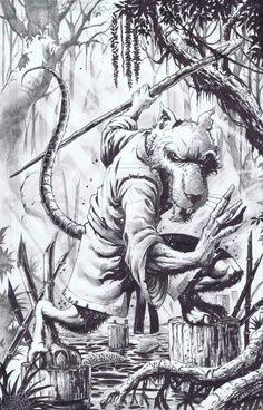 TMNT Poster 2 by emilcabaltierra on deviantART