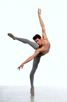 Most popular tags for this image include: ballet, dance, male dancer, dancer and elegant Dancer Photography, Photography Lessons, Human Poses Reference, Male Ballet Dancers, Anatomy Poses, Figure Poses, Dynamic Poses, Dance Poses, Body Poses