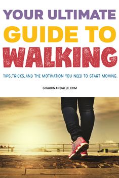 Studies have shown that walking might be more effective than other more intense types of exercise for long-term weight management. These walking tips and tricks will help you walk your way to a slimmer and healthier you. via @sharonandalex