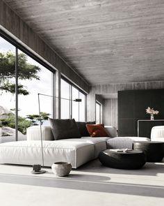 24 Minimalist Home Interior Design Interior Design Examples, Interior Design Inspiration, Home Interior Design, Interior Architecture, Modern Townhouse Interior, Interior Ideas, Casa Kardashian, Minimalist Home Interior, Minimalist Style