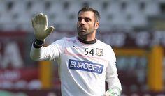 """Palermo, Sorrentino: """"Potevo andare per due volte alla Juve"""" - http://www.maidirecalcio.com/2015/11/04/palermo-sorrentino-potevo-andare-per-due-volte-alla-juve.html"""