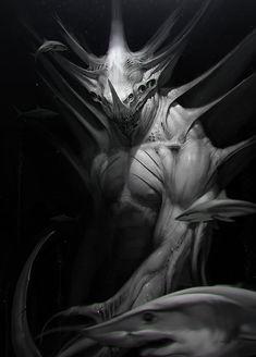 Leviathan, Jeff McAteer on ArtStation at https://www.artstation.com/artwork/leviathan-d842d519-2ece-49eb-a812-aa7d5e8e17e6