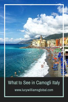 Camogli is a hidden spot that not many people know about unless you know the region of Liguria well. Most people have either heard of Portofino, Santa Margherita or Cinque Terre. Captivating Camogli has all the beauty and charm of these places but without the high prices and loads of tourists. Here I will show you what to see in Camogli Italy #camogli #italy #liguria #italytravel Venice Travel, Rome Travel, Countries Europe, Italy Destinations, Gelato Shop, Santa Margherita, Genoa Italy, Things To Do In Italy, How To Make Pesto