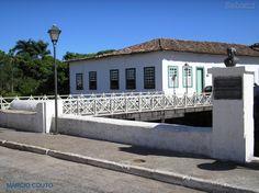 casa de Cora Coralina em Goiás Velho, Go, Brasil