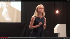 What students can learn from giving TED talks.  Student Curran Stockton Gives a TEDx talk on technology and communication.