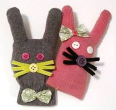 Preschool Crafts for Kids*: Best 25 Easter Bunny Crafts Bunny Crafts, Easter Crafts, Preschool Crafts, Crafts For Kids, Macaroni Crafts, Puppet Crafts, Cute Easter Bunny, Operation Christmas Child, Sock Animals