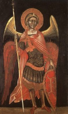 History of Art: Gothic Art- Vitale da Bologna, Guariento d'Arpo Russian Painting, Russian Art, Religious Paintings, Religious Art, Religious Images, Painting Gallery, Art Gallery, Angel Clouds, Medieval Gothic