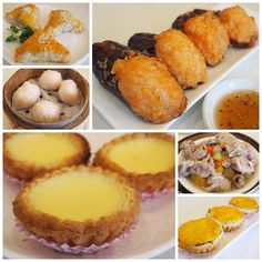 Gotta get my fill of good dim sum when visiting #yvr. Well executed Egg Tarts and Deep Fried Eggplant & Minced Shrimp with Black Bean Sauce at Empire Seafood Restaurant. I was looking forward to trying the Baked Chicken Tarts with Black Truffle but the pineapple bun crust on top was a bit too sweet for my liking. #dimsum #richmondmoments #richmondbc #chinesefood #yvreats #yvrfood #eggtarts #stuffedeggplant #shrimpdumplings #hargow #bbqporkpastry #steamedspareribs #chickentart