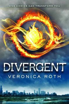 """What it's about: The author's debut novel is the first book in a trilogy set in a dystopian Chicago. In the post-apocalyptic society, people have divided themselves into five factions, each based on one core value. When 16-year-old Tris finds out she falls into more than one faction, she chooses """"Dauntless"""" but still struggles. Who's starring: Shailene Woodley is playing Tris, and Theo James is playing Tobias. Kate Winslet is also in the film. Check out the full cast here. Watch the trailer…"""