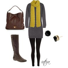 """Fall Stroll"" by cateva on Polyvore"