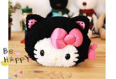 Black Hello Kitty