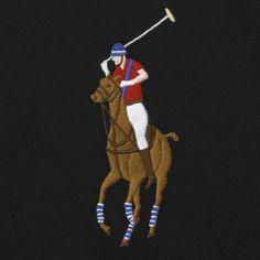 Ralph Lauren Camisa Polo, Mens Polo T Shirts, Kids Shirts, Ralph Laurent, Polo Design, Polo Logo, Embroidered Lace Fabric, Ralph Lauren Logo, Preppy Mens Fashion