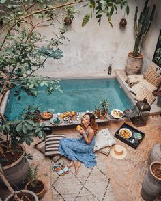 Outdoors Discover 137 the small pool patio diaries- página 33 Small Swimming Pools Small Backyard Pools Backyard Pool Designs Small Pools Swimming Pools Backyard Swimming Pool Designs Garden Pool Backyard Hammock Indoor Swimming