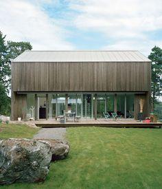 Plus House in Vendelsö, Sweden / by Claesson Koivisto Rune (CKR)