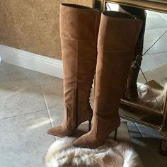 Jessica Simpson Over the Knee Lacey Boots