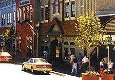 "Minocqua, Wisconsin.  My childhood...my husband calls it ""God's Country."""