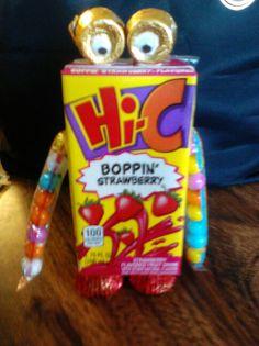 Kids Valentine's snack