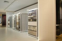 Grespania's new showroom.
