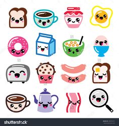 kawaii puppies with bows clip art - Google Search