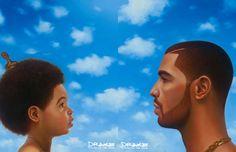 Kadir Nelson, Drake