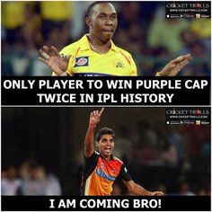 Bhuvneshwar Kumar on verge of winning the purple cap for the 2nd time in IPL #IPL2017 For more cricket fun click: http://ift.tt/2gY9BIZ - http://ift.tt/1ZZ3e4d