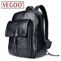 Aliexpress.com   Buy VEGOO korea style Hot sale waterproof backpack luxury  men backpacks designer. Korea StyleVintage BagHangzhouWaterproof  BackpackCheap ... 2295a5b6864d2