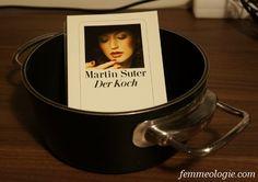 Martin Suter - Der Koch Blogger schenken #Lesefreude Welttag des Buches - #Verlosung Tableware, Blog, Prize Draw, Cook, Glee, Reading, Dinnerware, Tablewares, Blogging