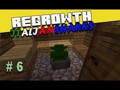Regrowth ITA Minecraft Ep 6 - Uno strano goblin - #minecraftita