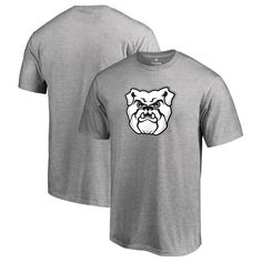Butler Bulldogs Fanatics Branded Primary Logo T-Shirt - Ash