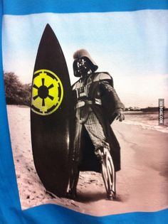 Darth Surfer. Your argument is invalid