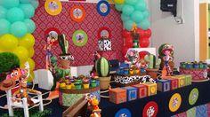 Festa do Toy Story para todas as crianças