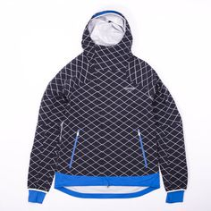 Nike Undercover Gyakusou Shield Runner Jacket - Nike and Jun Takahashi, founder of the apparel brand Undercover, reunite tobring to you their highly anticipated Gyakusou running collection: a blend of leading Nike innovation and Takahashi's creativity and unique sense of individualism. Lightweight and waterproof, the NikeLab Gyakusou Shield Runner Jacket features a hood with a visor for coverage and underarm vents for breathability.