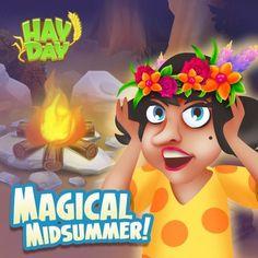 21 juni Summertime Madness, Hay Day, Princess Peach, Disney Princess, Games, Disney Characters, Fun, Gaming, Toys