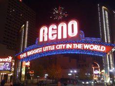 Reno Arch...UNR blue!