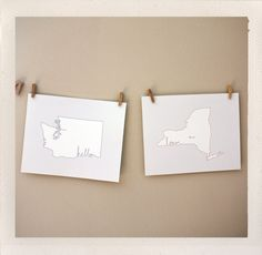 Such a cute idea for someone who is moving away.