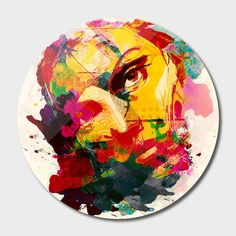 Discover «Jasmine», Limited Edition Disk Print by Håkan  Årblom - From $65 - Curioos