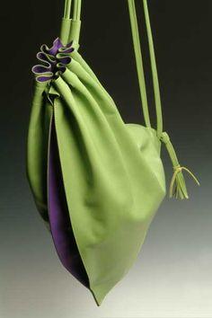 Dick Muller Drawstring handbag