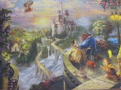 Combining Two Passions – Disney and Puzzles!
