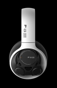 "P_Series Audio Primer Studios introduces the with Spacial Sound™. Our Wireless, Multi-Driver, Home Theater Surround Sound Headset. Show here in ""Stormtrooper"" CMF Id Design, Design Trends, Design Ideas, Graphic Design, Vintage Design, Design Furniture, Audiophile, Headset, Consumer Electronics"