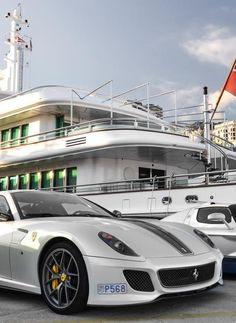 Ferrari 599 GTO- ♔LadyLuxury♔