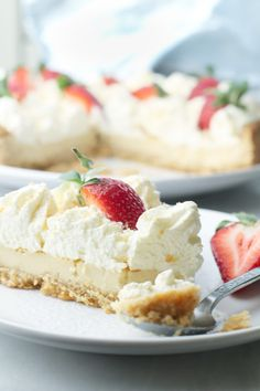 Low Carb Recipes, Healthy Recipes, Lchf, Vanilla Cake, Cheesecake, Paleo, Food And Drink, Menu, Foods