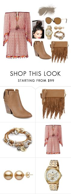 """""""Sin título #192"""" by danielarivas99 on Polyvore featuring moda, Tommy Hilfiger, Elizabeth and James, Lizzy James, Talitha y Ray-Ban"""