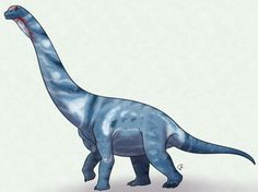 Savannasaurus elliottorum | A Dinosaur A Day By José Carlos Cortés on @ryuukibart