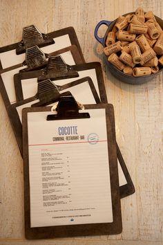 Cocotte restaurant design menu food gastronomy branding-gastronomic