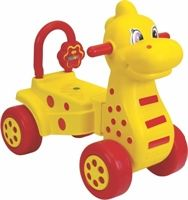 GIRNAR DINO (YELLOW) safe for your little one to use, without any sharp edges offered by www.shopit4me.com