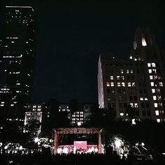 Radical nights full of life changing music flooding the city at Tent Weekend! by namika.bautista