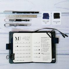 Planner Bullet Journal, Organization Bullet Journal, Bullet Journal Ideas Pages, Bullet Journal Spread, Bullet Journal Layout, Bullet Journal Inspiration, Book Journal, Bullet Journals, Bujo