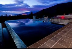 Looking to relax? Gene Brown Genesis 3 Inc. Valley Pool, Bowen Island, Pool Finishes, Genesis 3, Vancouver, Swimming Pools, Spa, Relax, Canada